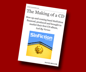 Making a CD ibook